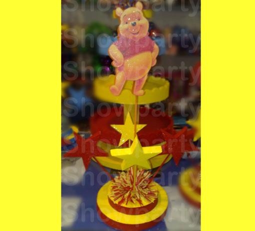 Centro de mesa de Winnie Pooh - Imagui