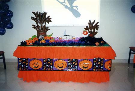 Showparty decora o de festas de anivers rio e outras festas - Fiesta de halloween infantil ...