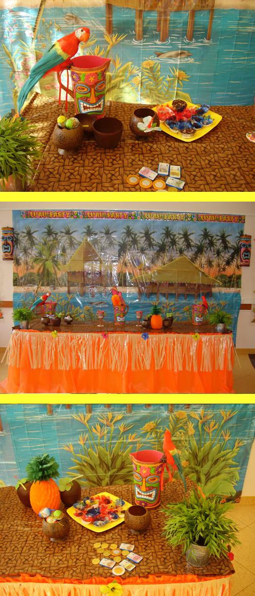 decoracao festa luau:Showparty – Decoração de festas de Aniversário e outras festas