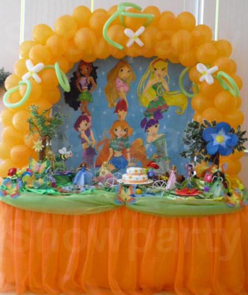 decoracao festa winx: festas festa de aluguer winx laranja stela festa de aluguer winx